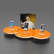 消费类电子产品展示架