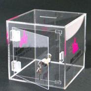 玻璃亚克力盒子