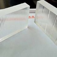 机玻璃双面条纹厚板 透明防静电亚克力厚板