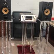高透明摆台有机制品 各类摆放物体展示架 优质音箱展架